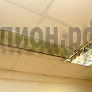 Инфракрасный стеклянный обогреватель Пион Thermo Glass П-06 фото