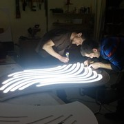 Изготовление осветительных приборов на заказ