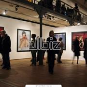 Представление продукции на выставках фото