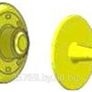 Ушная электронная метка (чип для КРС) Unibox фото