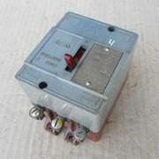 Выключатель автоматический АК 25 211 ОМ5 2А фото