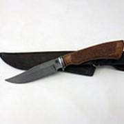 """Нож из дамаска """"Скорпион"""" (р.р.) фото"""