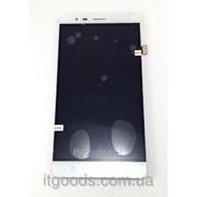 Оригинальный дисплей (модуль) + тачскрин (сенсор) для Lenovo Vibe K5 Note | A7020 (белый цвет) фото