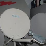 Инсталляция (монтаж, пуск, наладка) систем спутниковой связи, VSAT, РРС, Элтек фото