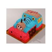 Торт дитячий № 427а фото