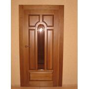 Двери из 100% массива любой сложности фото