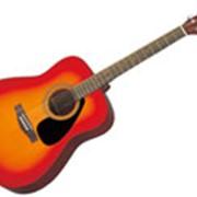 Гитары акустические, Акустическая гитара Yamaha F-310 CS:Cherry Sunburst фото