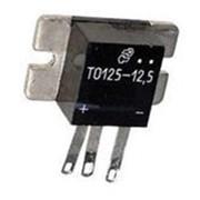 Тиристор ТО125-12.5-10 фото