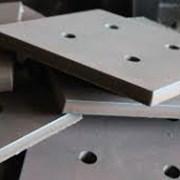 Пробивка отверстий в металле толщиной до 20мм фото