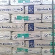 Диоксид титана рутильной формы фото