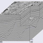 Высокотехнологичная 3D глубинная сейсмическая миграция до суммирования фото