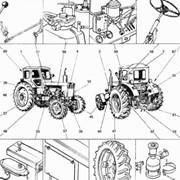 Запчасти к тракторам Т-16, Т-25, Т-40 фото