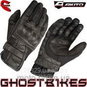 Мотоперчатки Akito Summer Breeze Glove Black фото