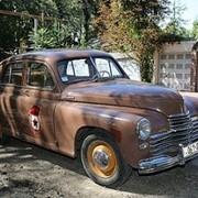 ГАЗ 20 Победа 1-2 серия(оригинал) фото