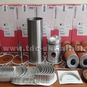 PLM 2474 трубопровод подачи топлива от фильтра к ТНВД польского дизельного двигателя Андория СВ680 Andoria SW680 фото