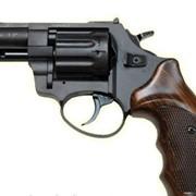 """Револьвер под патрон Флобера TROOPER 2,5"""" CAL . 4MM BLACK фото"""