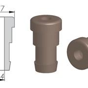 Формовые РТИ (резинотехнические изделия) ТУ 2500-295-00152106-93 фото