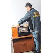 Испытания трансформаторного масла на диэлектрическую прочность фото