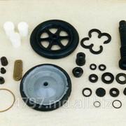 Детали из резины и пластмассы фото