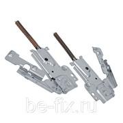 Завес (петля) двери (комплект) для посудомоечной машины Electrolux 4055071312. Оригинал фото