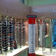 Оборудование торговое для салонов оптики фото