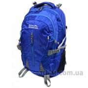 Рюкзак Туристический нейлон Royal Mountain 8437 blue фото