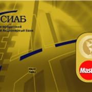 Услуги по обслуживанию платежных карт MasterCard Gold (номинируются в долларах США) фото