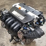 Двигатель Honda Stepwgn 2002 K20A фото