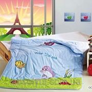 Одеяло ARYA Oceans детское 155x215 см. 1250130 фото