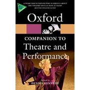 Dennis Kennedy The Oxford Companion to Theatre and Performance (Oxford Paperback Reference) фото