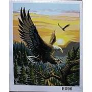 Картина по номерам 40х50 арт Е096 фото