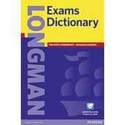 Longman Exams Dictionary Paper and CD ROM TOCEIC Update фото