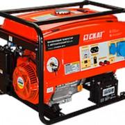 Бензиновый генератор Скат УГБ-6600 E/АВТО фото
