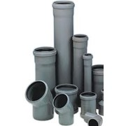 Трубы ПВХ для внутренней канализации, труба Ø 50мм, купить,заказать,цена,Украина фото