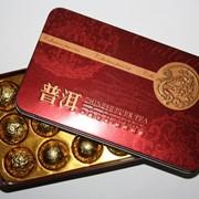 Китайский чай Пуэр фото