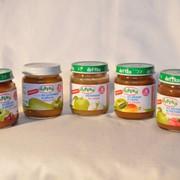 Пюре, детское питание