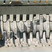 Фронтальная роторная ковш-дробилка Simex фото