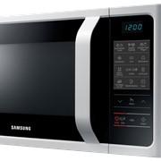 Мікрохвильова піч Samsung MC 28 H 5013 AW BW фото