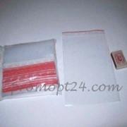 Пакет с замком zipp 16x22 100шт 11723 фото