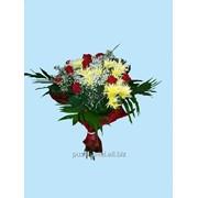 Букет поздравительный Цвет ночи фото