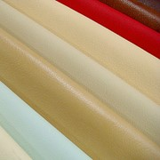 Кожзаменитель мебельный - белый, бежевый, черный, коричневый, оранжевый, голубой, кофейный, желтый, красный фото