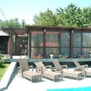 Мебель садовая и парковая фото