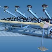 Автоматическая линия для раскроя стекла MetalSnab (Венгрия) фото