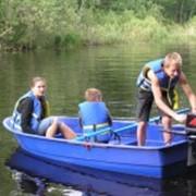 Catran 315 - бюджетная гребная лодка для водных прогулок и рыбалки фото