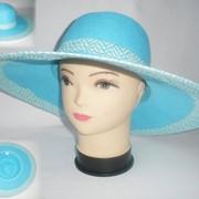 Женская летняя шляпа фото