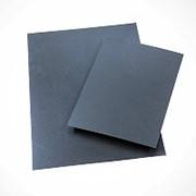 Черная табличка для нанесения надписей меловым маркером - ER-BB-A4 фото