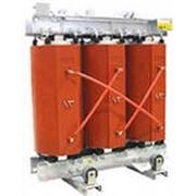 Трансформаторы силовые сухие трансформаторы CTR 10/0,4кВ; 6/0,4кВ группа обмоток Dyn11, Dyn5, производства ф. IMEFY (Италия) фото