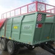 Полуприцеп тракторный самосвальный ПТ-14С фото