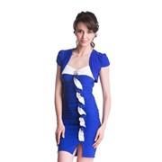 Платье коктейльное АСТРА фото