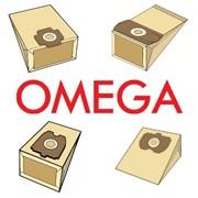 Бумажные мешки, пылесборники к пылесосам Omega (Омега) фото